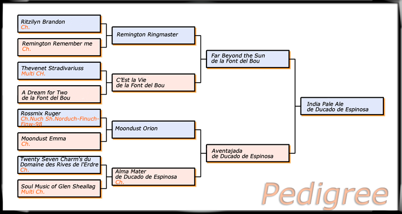 ipa pedigree
